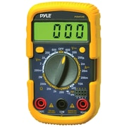 Pyle® Digital LCD Multimeter With Protective Case