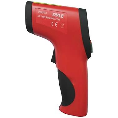 Pyle® Compact Infrared Digital Thermometer With Laser Targeting