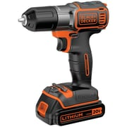 Black & Decker 20 V MAX Lithium Drill/Driver With Autosense Technology