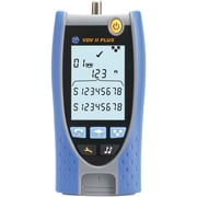 IDEAL® VDV II Plus RJ45 and Coaxial Cable Tester