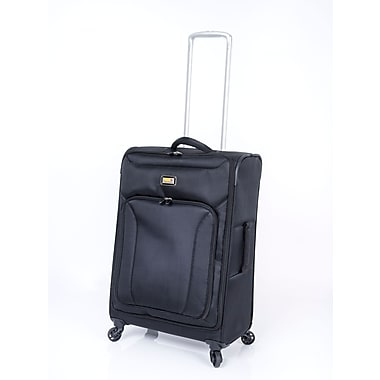 Via Rail Canada – Valise Constellation de 24 po, noir