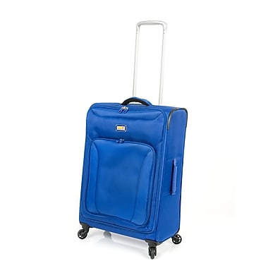 Via Rail Canada – Valise Constellation de 24 po, bleu