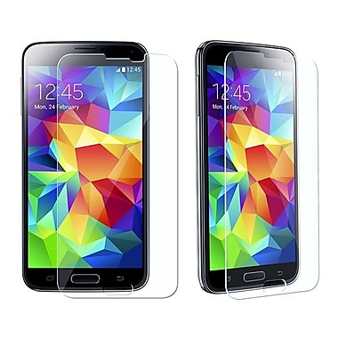 Insten® Screen Protector Bundle For Samsung Galaxy S5/SV, 3/Pack(1851523)