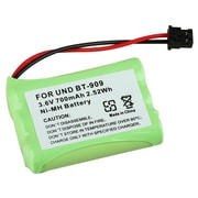Insten® 700mAh 3.6 VDC Ni-MH Cordless Phone Battery For Uniden BT-909(316584)
