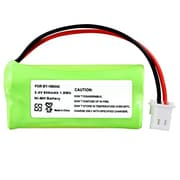Insten® 1171049 2.4 V Ni-MH Cordless Phone Battery For VTech BT-166342