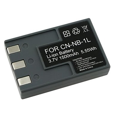 Insten® 2-Piece DV Battery Bundle For Canon NB-1L/NB-1LH(200359)