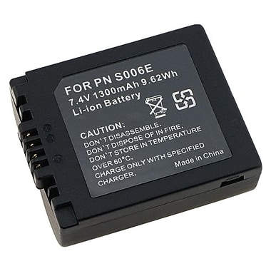 Insten® 221568 7.4 VDC Rechargeable Li-ion Battery For Panasonic CGA-S006/CGR-S006