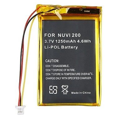 Insten® High-Capacity/Rechargeable Li-ion Battery For Garmin Nuvi 200(325351)