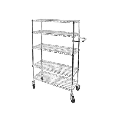 Kleton Push Carts, 5 Shelves, 48