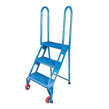 Kleton Portable Folding Ladders, 3 Step