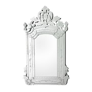 "Sterling Industries 582114-519 58""H x 38""W Bolsover Large Venetian Arched/Crowned Wall Mirror"