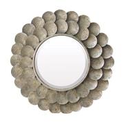 "Sterling Industries 58255-2179 36""Dia Harolds Grange Round Wall Mirror"