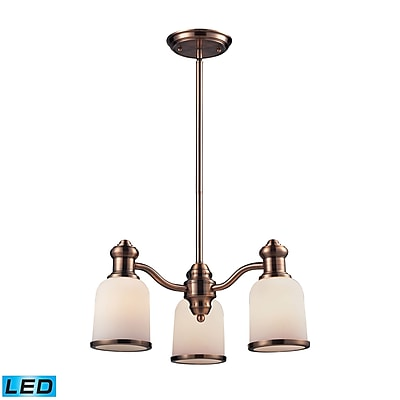 Elk Lighting Brooksdale 58266182-3-LED9 10