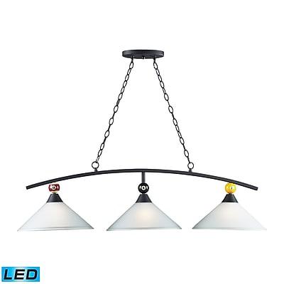 Elk Lighting Billiards 58266264-3-LED9 14