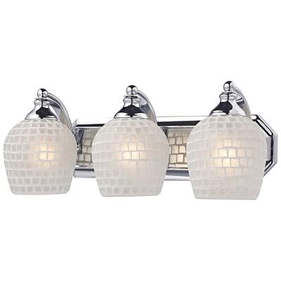 Elk Lighting Vanity 582570-3C-WHT9 7