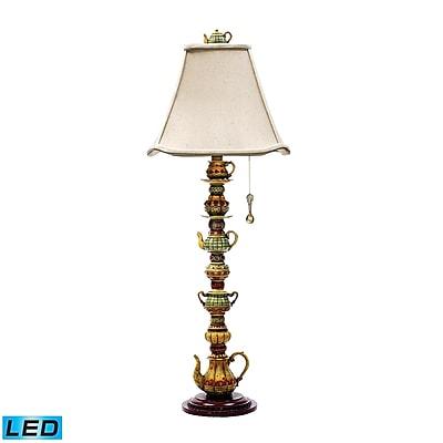 Dimond Lighting Tea Service Candlestick 58291-253-LED9 35