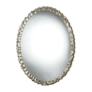 "Sterling Industries 582DM19969 35""H x 28""W Emery Hill Oval Wall Mirror"