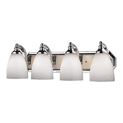 Elk Lighting Vanity 582570-4C-WH9 7
