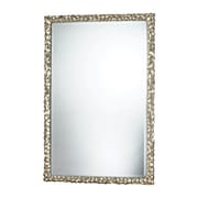 "Sterling Industries 582DM19979 45""H x 30""W Emery Hill Rectangle Wall Mirror"