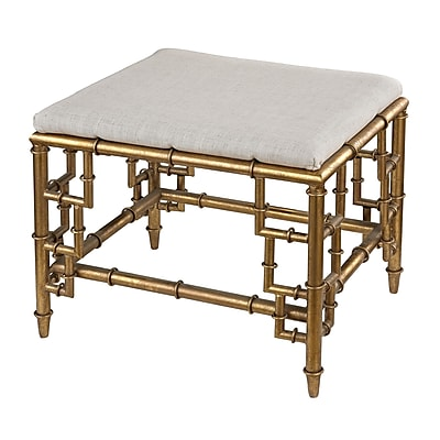 Sterling Industries 582114-609 Tunbridge Off White Bench