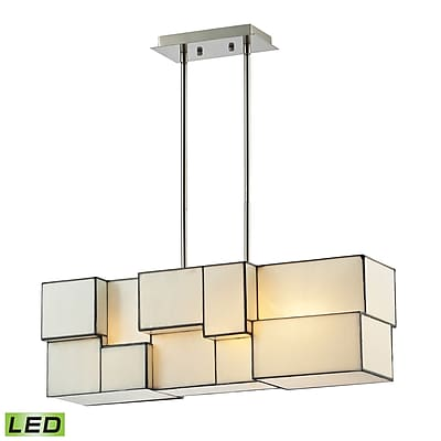 Elk Lighting Cubist 58272063-4-LED9 9
