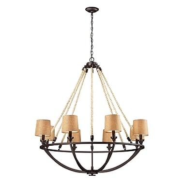Elk Lighting Natural Rope 58263017-89 44