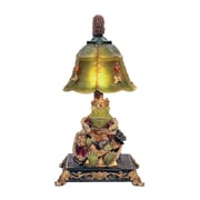 "Sterling Industries Resting Queen Frog 58291-3319 12"" Decorative Table Lamp"