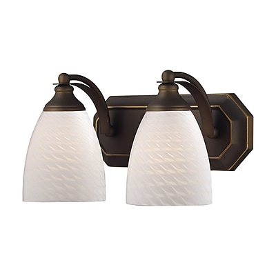 Elk Lighting Vanity 582570-2B-WS9 7