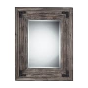"""Sterling Industries 582116-0059 38""""H x 30""""W Rectangle Wall Mirror"""