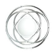 "Sterling Industries 582DM19789 39""Dia Milton Round Wall Mirror"