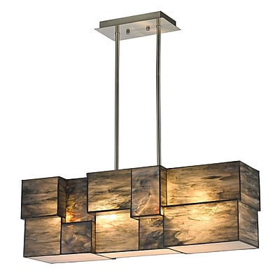 Elk Lighting Cubist 58272073-49 9