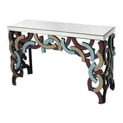 Sterling Industries 582114 Wood/Veneer Console Table, Multicolor, Each (582114-699)
