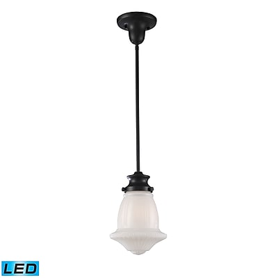 Elk Lighting Schoolhouse 58269039-1-LED9 12