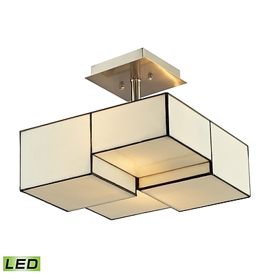 Elk Lighting Cubist 58272061-2-LED9 11