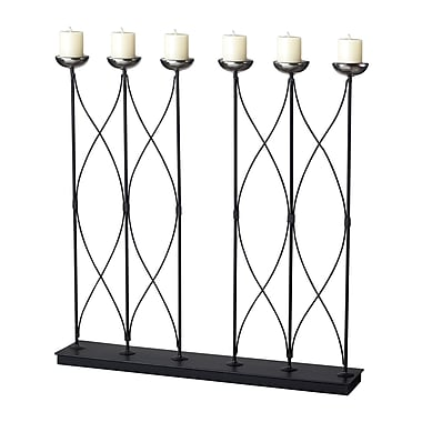 Sterling Industries 58251-100099 Metal Contemporary Candle Holder