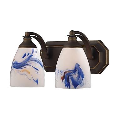 Elk Lighting Vanity 582570-2B-MT9 7