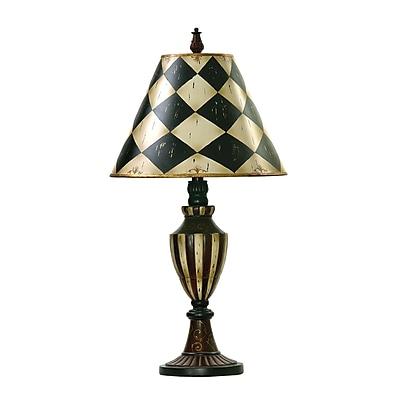 Dimond Lighting Harlequin and Stripe Urn 58291-3429 29