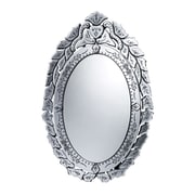 "Sterling Industries Erhart 582DM19579 30""H x 20""W Oval Wall Mirror"