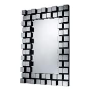 "Sterling Industries Valaparaiso 582DM19539 42""H x 29""W Rectangle Wall Mirror"