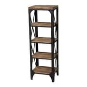 "Sterling Industries 582129-10039 45"" Restoration Industrial Shelves"