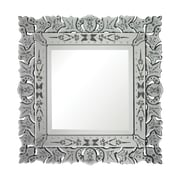 """Sterling Industries 582114-339 30""""H x 30""""W Conway Venetian Square Wall Mirror"""