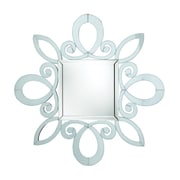 "Sterling Industries 582DM19869 49""H x 49""W Phoenix Park Novelty Wall Mirror"
