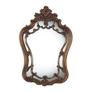 """Sterling Industries 582115-069 36""""H x 24""""W Sandyford Arch/Crowned Top Wall Mirror"""