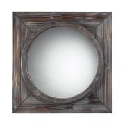 """Sterling Industries 582116-0029 24"""" Square Wall Mirror"""