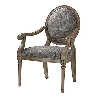Sterling Industries Industries 582139-0039 Ashford/Gray Arm Chair