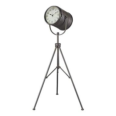 Sterling Industries 582138-0189 Fallon Floor Standing Clock, Cream Face