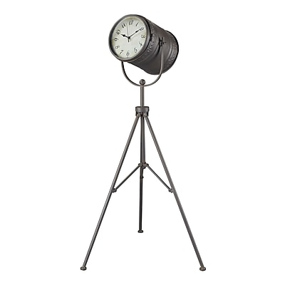 Sterling Industries 582138-0189 Fallon Floor Standing Clock, Cream Face
