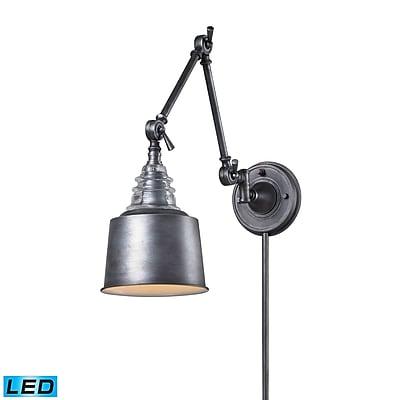 Elk Lighting Insulator Glass 58266825-1-LED9 18