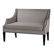 Sterling Industries 582139-0079 Stage Accent Gray Sofa