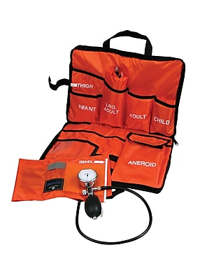 Mabis Healthcare Medic Kit, Orange